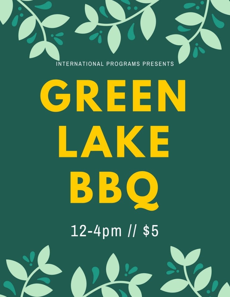 GREEN LAKE BBQ